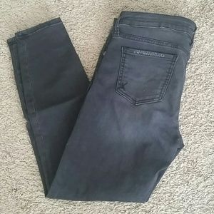 Kut from the Kloth cropped skinny jeans